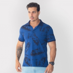 Comprar polo-piquet-estampada